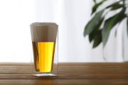 ビールグラス ビアグラス ジョッキ 大 rayes レイエス スクエア ダブルウォールグラス