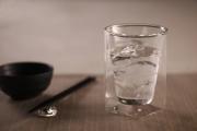 焼酎 和室 rayes レイエスダブルウォールグラス